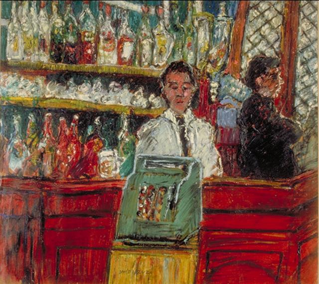 Davd Azuz, b. 1941 