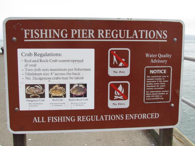 Fishing pier regulations nen gallery for Fishing license requirements