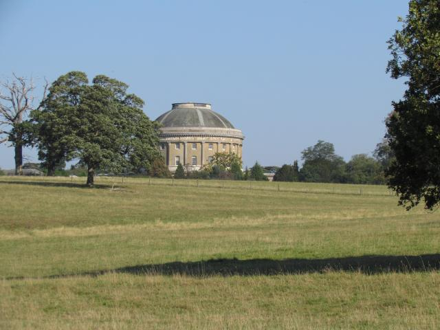 Ickworth is a National Trust property. It was home to the Hervey family for just over five centuries, 1432 - 1956. However, The Rotunda has only been around for about 200 years.