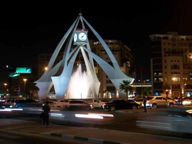 The Clocktower is located in eastern Dubai in Deira, at the intersection of Umm Hurair Road and route D 89 (Al Maktoum Road). Situated in the locality of Al Rigga, the Deira Clocktower, now a prominent monument in Deira, provides access to the Al Maktoum Bridge, the first land crossing constructed b...