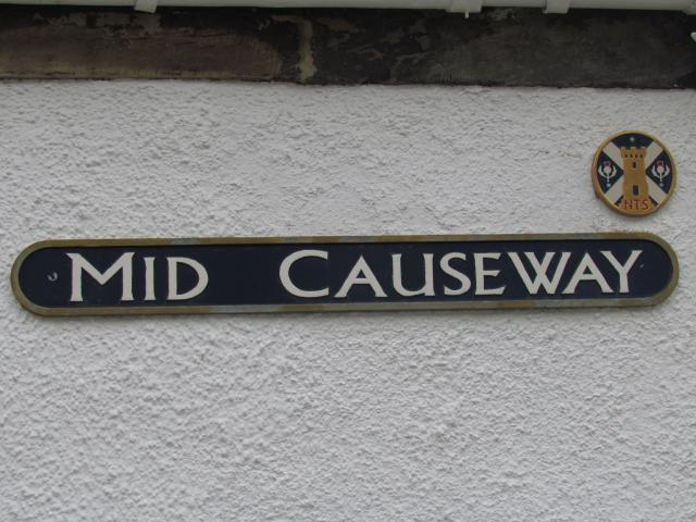 Culross is a small village which largely dates from the 16th century.