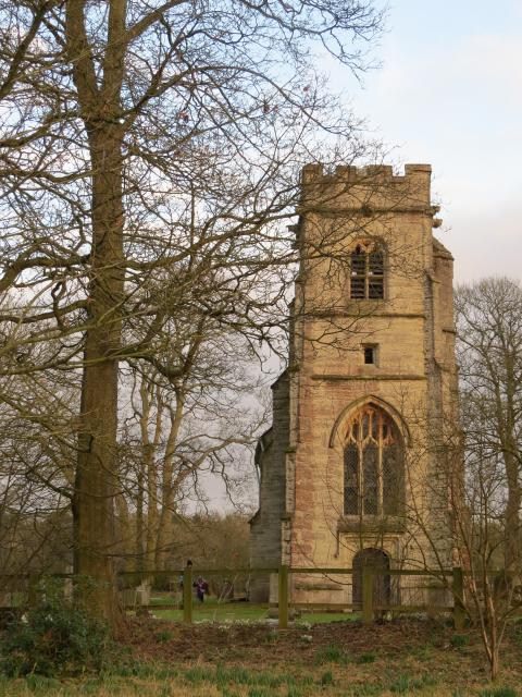 Baddesley Clinton is a picturesque medieval moated manor house and garden.