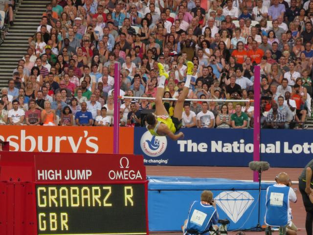 The world�s best athletes descended on the nation�s capital at the Sainsbury's Anniversary Games  at The Stadium - Queen Elizabeth Olympic Park on 26-28 July 2013.