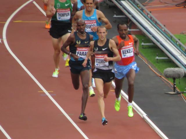 The world's best athletes descended on the nation's capital at the Sainsbury's Anniversary Games at The Stadium - Queen Elizabeth Olympic Park on 26-28 July 2013.
