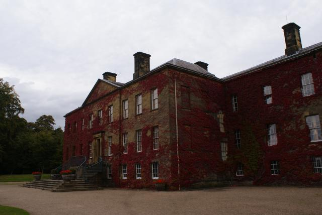Erddig Hall in Wrexham, Wales