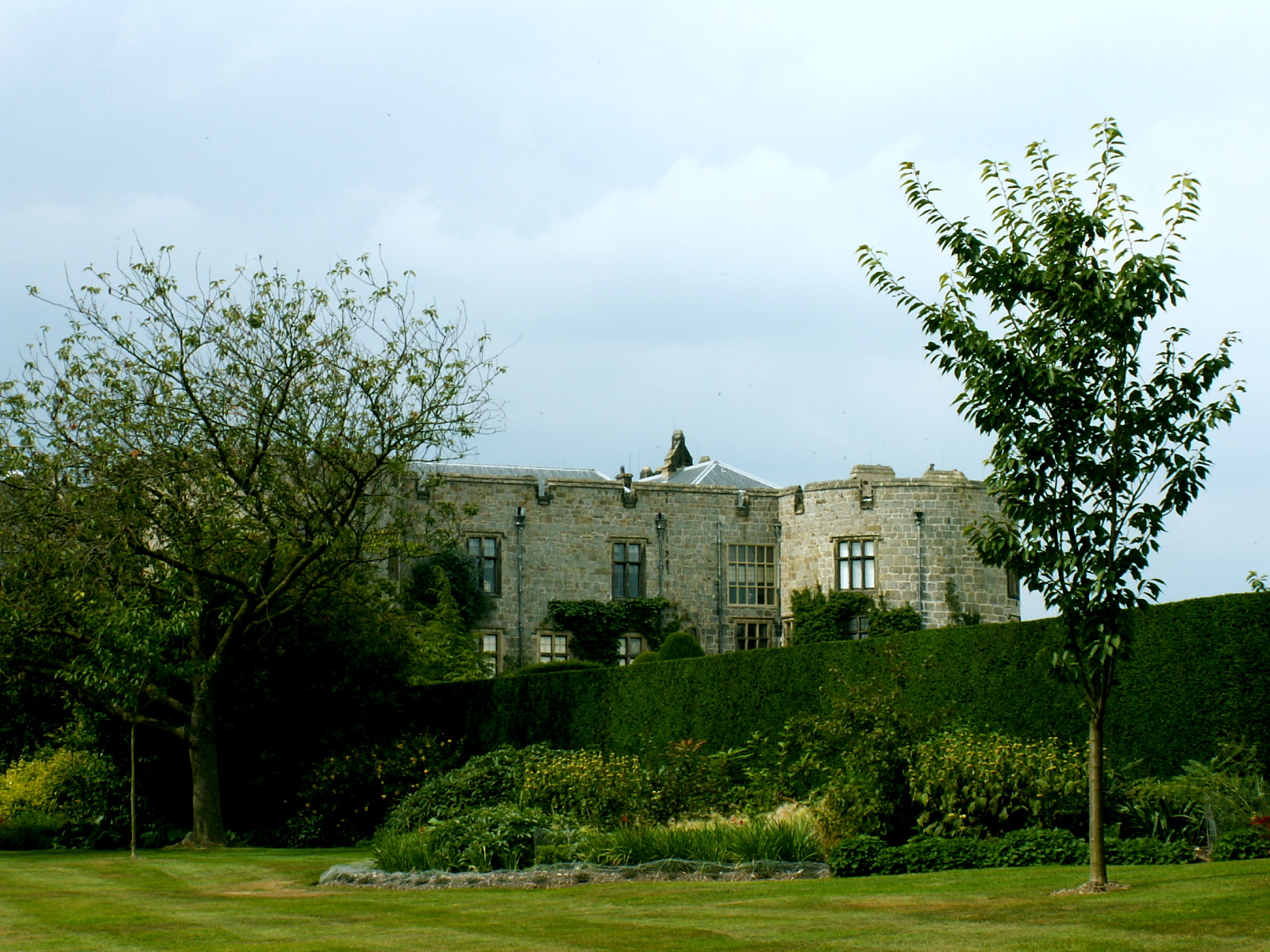 Chirk Castle was completed in 1310 during the reign of the King Edward I.