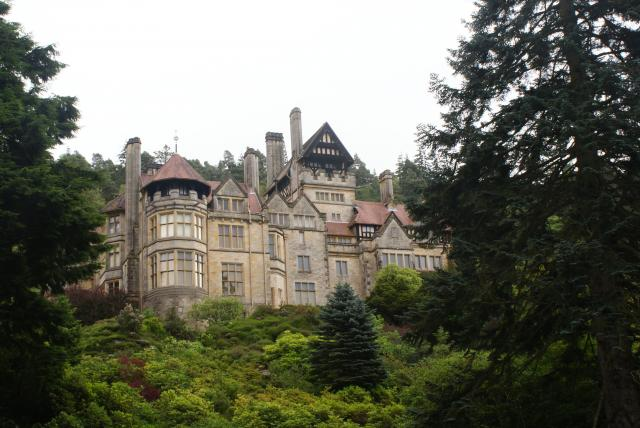 Cragside was the Victorian home of Lord Armstrong who was a Victorian inventor, innovator and landscape genius.  The house features examples of his innovation in hydro-electric power.