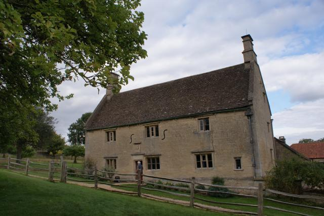 Woolsthorpe Manor was the birthplace and family home of Sir Isaac Newton