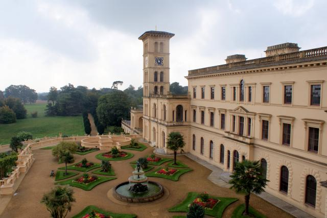 Osborne House on the Isle of Wight was the holiday home of Queen Victoria and Prince Albert. It was built between 1845 and 1851 and was designed by Prince Albert in an Italian style.