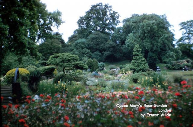 Regent's Park, London (