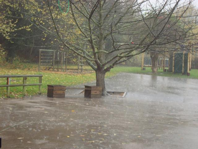 Oakfield Community Primary School.Its raining its pouring!!! - Gathering Data