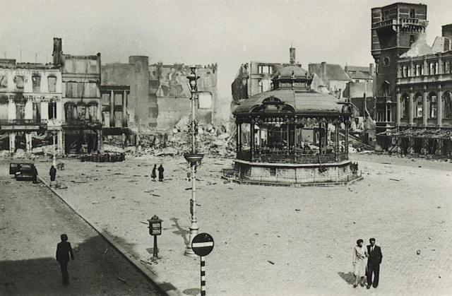 Dunkirk after the evacuation